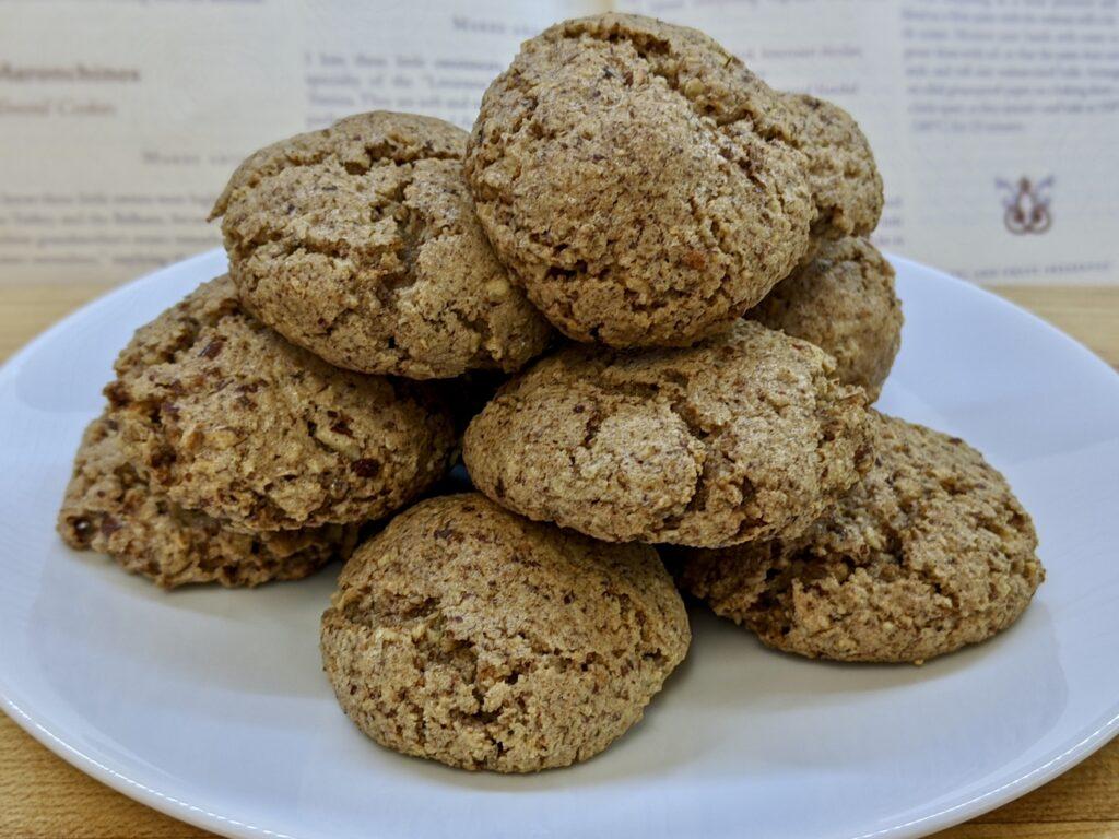 Meal 84 - Mustacudos de Muez - Walnut Pastries