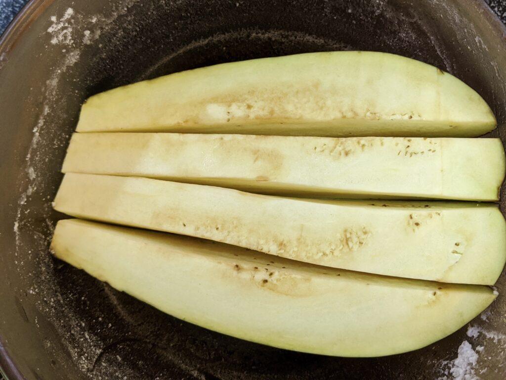 Meal 85 - Stuffed Brinjal - Indian Stuffed Eggplants