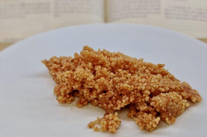 Meal 89 - Burgul bi Banadura - Cracked Wheat with Tomatoes