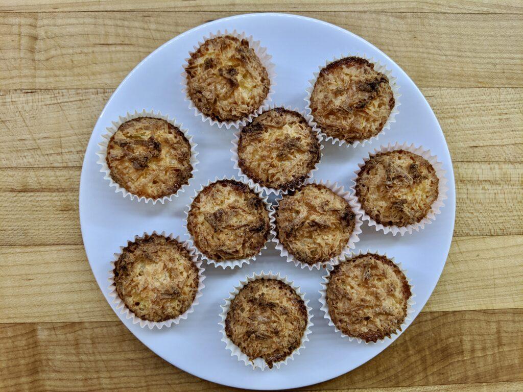 Meal 91 - Friandises à la Noix de Coco - Coconut Rocks