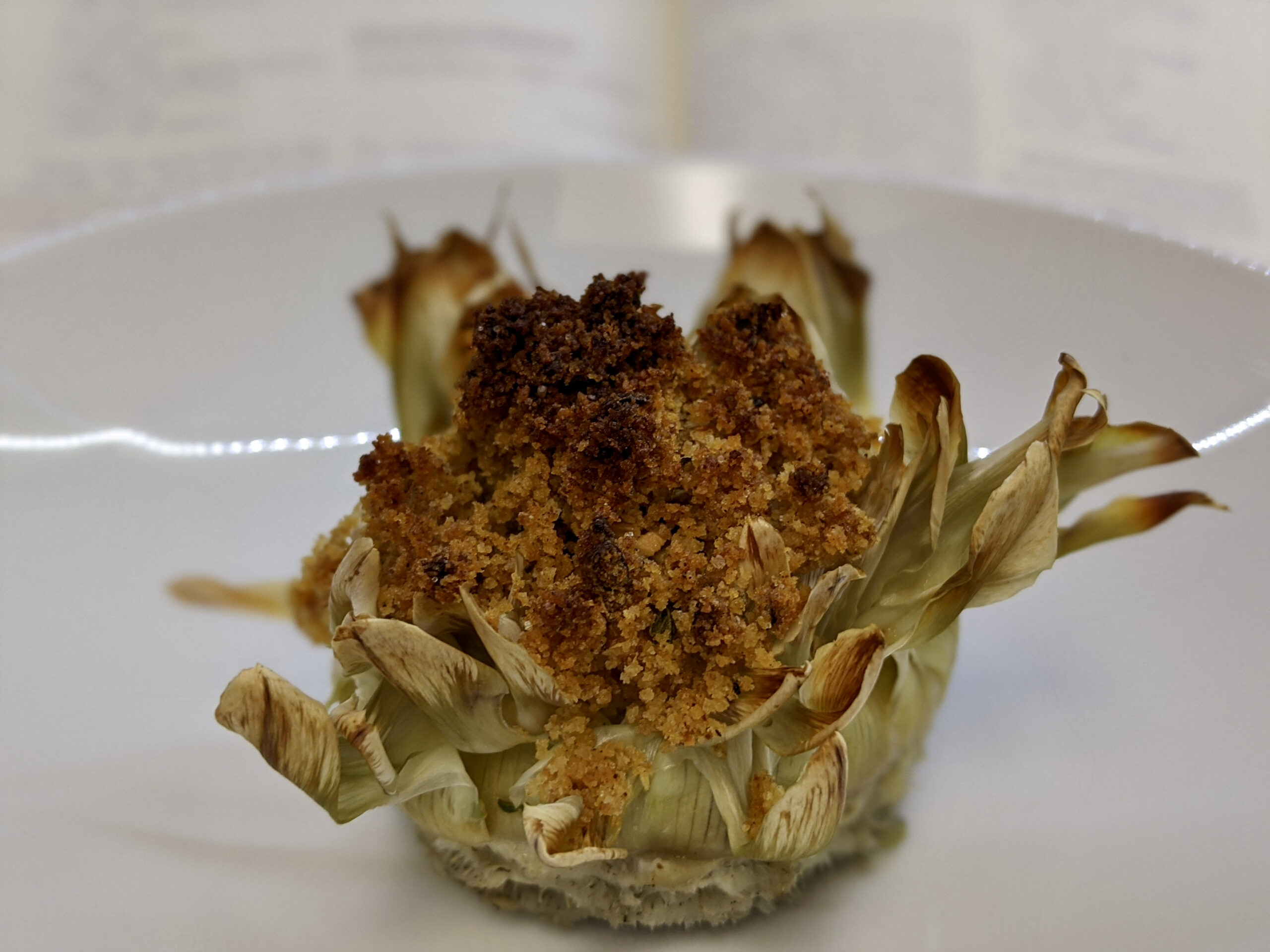 Made In Marrow - Meal 96 - Carciofi Ripieni - Stuffed Artichoke Bottoms