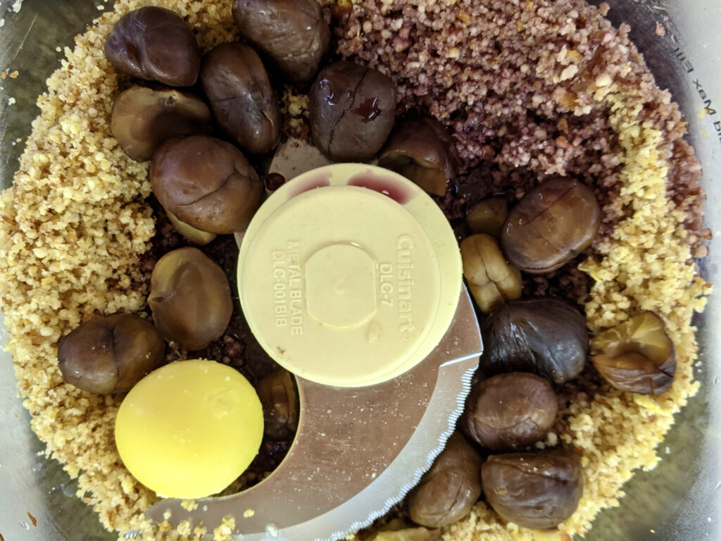 Made In Marrow - Meal 97 - Piedmonthese Haroset