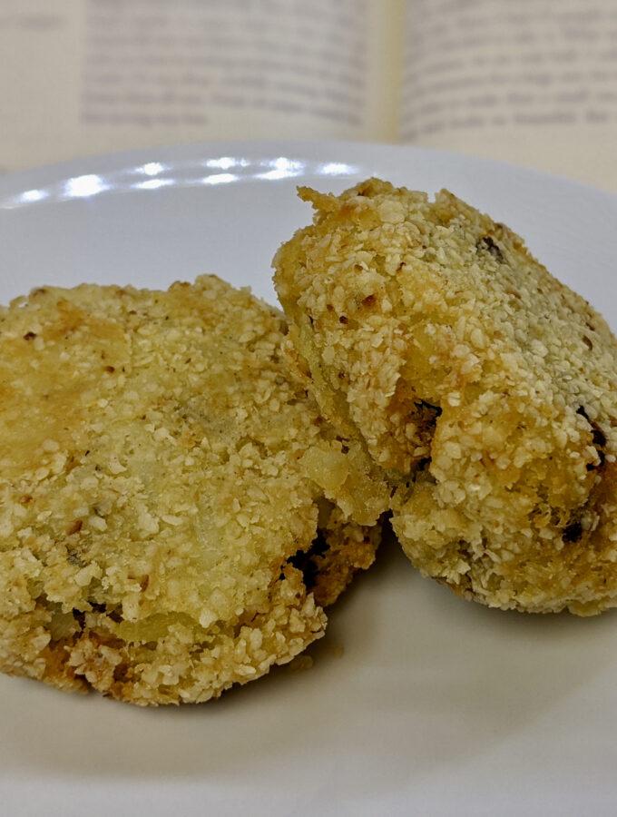 Made In Marrow - Meal 97 - Urug Patata-Potato Chaps - Stuffed Potato Cutlets