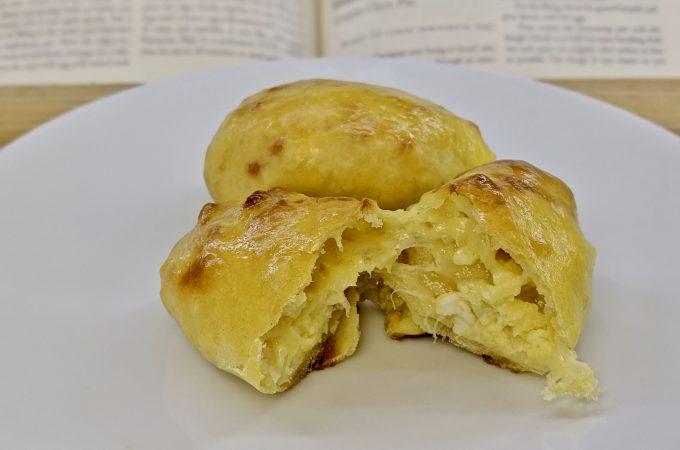 Khachapuri - Georgian Cheese Pies